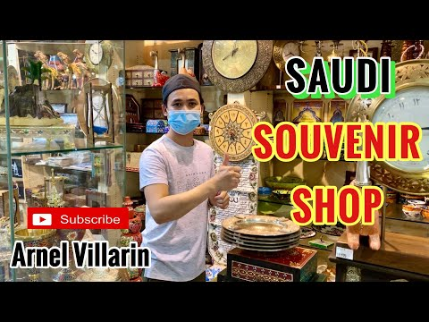 INSIDE SAUDI ARABIA SOUVENIR SHOP| ANTIQUE & HANDICRAFTS