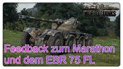 Feedback zum Marathon und zum Panhard EBR 75 FL