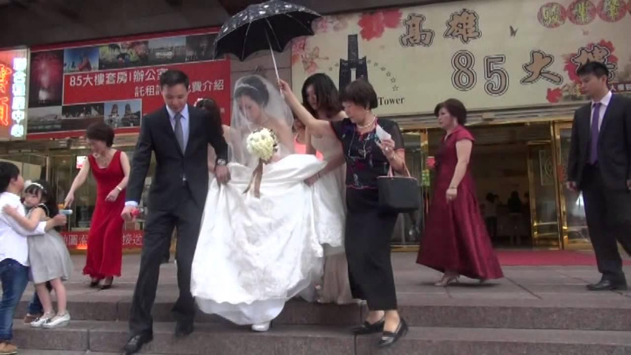 何秀理 婚禮的祝福 - YouTube