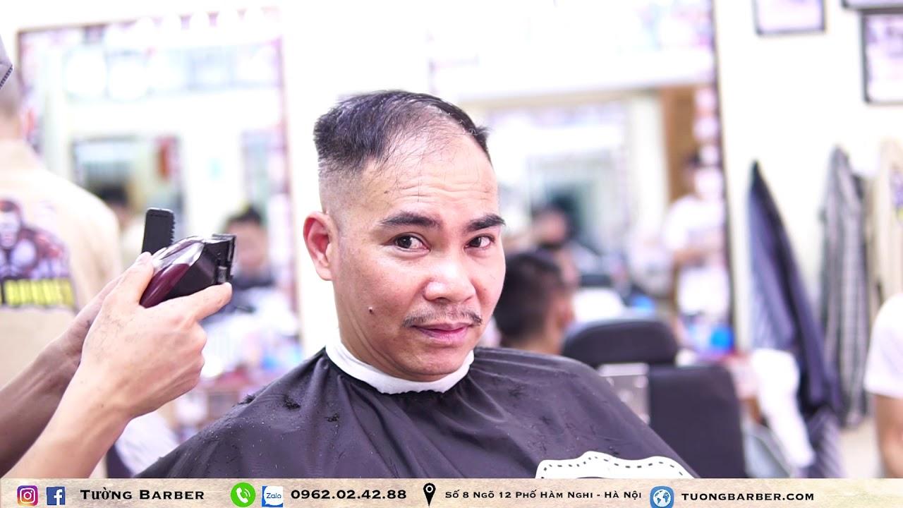 Hướng Dẫn Cắt Tóc Những Người Hói Tóc   Khái quát các tài liệu liên quan đến nam trán cao để tóc gì chi tiết