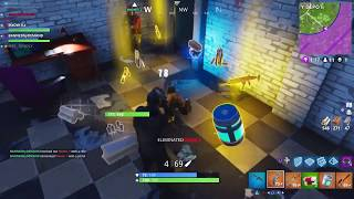 Fortnite  - HAND CANNON Hit Box Porn (Thread the Needle)