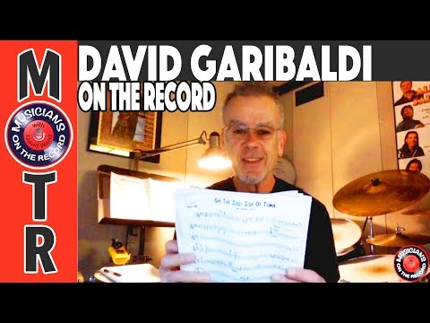 David Garibaldi on Rehearsing with Tower of Power