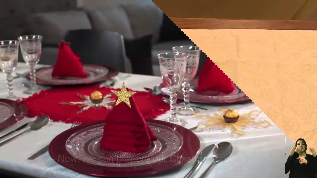 Yılbaşı Masası Nasıl Hazırlanır