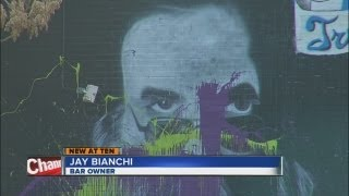 Johnny Cash or Jerry Garcia?  Mural battle rages