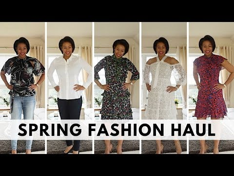 Spring Fashion For Women Over 40 | Time With Natalie