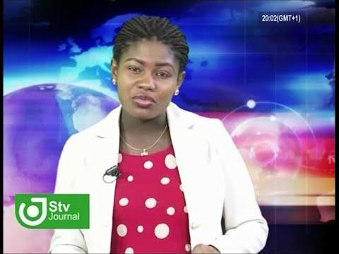 STV NEWS WEEKEND JOURNAL BILINGUE 20H00 - Samedi 17 Septembre 2016 - Philemon MBALE & Inès PANGANG