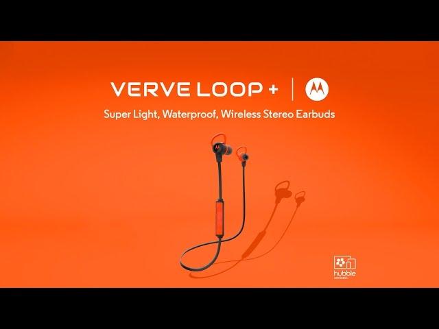 Review – Motorola Verve Loop Bluetooth Headset by @Pat_Seery