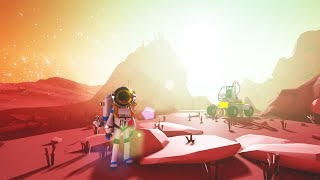 [LIVE🔴] Space Base Survival & Base Building Exploration | Astroneer Gameplay