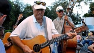 High-Lonesome Bluegrass (7-27-12): THE OCOEE PARKING LOT BLUEGRASS JAM