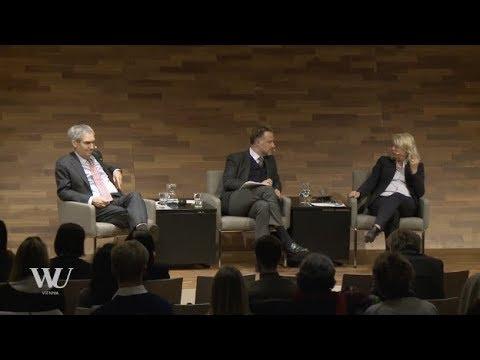 WU matters. WU talks. Universities: Key to an open society, target of political hostility?