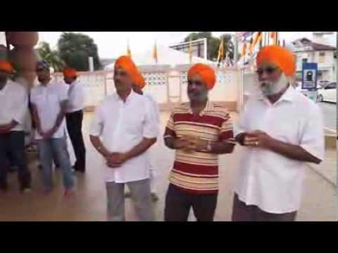Gurgaddi Diwas Sri Guru Granth Sahib Ji @ Gurdwara Sahib Batu Pahat 2013