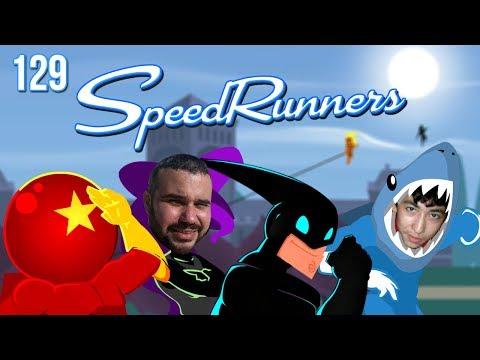 SpeedRunners #129 | Eu tô muito feliz!!