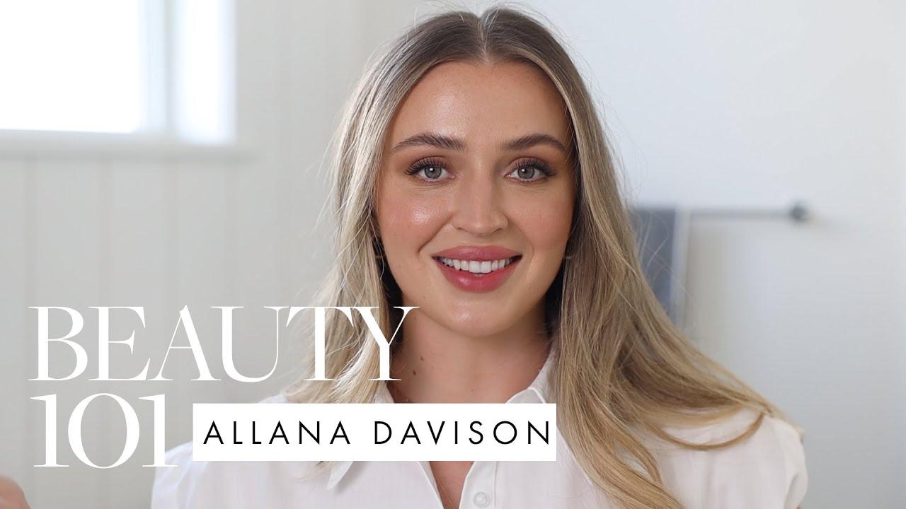 How to Get an Everyday Smokey Eye with Allana Davison   Beauty 101   REVOLVE