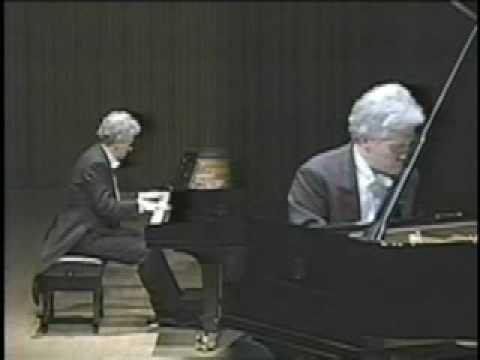 Henri Barda plays Scarlatti Sonata L.33