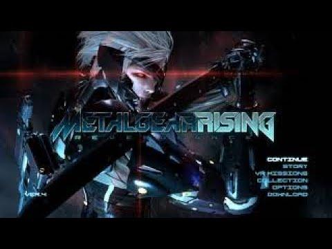 Metal Gear Rising [Прохождение] #1