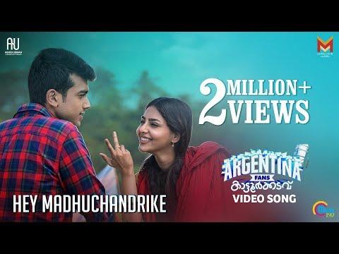 Argentina Fans Kaattoorkadavu| Hey Madhuchandrike Video Song