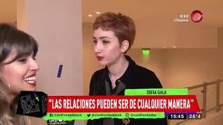 Polémica y poliamor: Habló Flor Peña