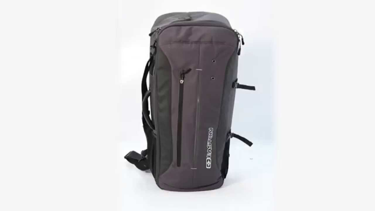 f2f9e083a3 Deluxe Convertible Recurve Backpack - YouTube