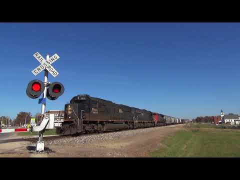 Trains of the Midwest Part 5 from YouTube · Duration:  35 minutes 2 seconds
