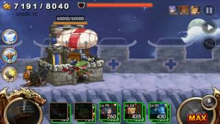 Kingdom War Hack And Fourth Level Boss Fight