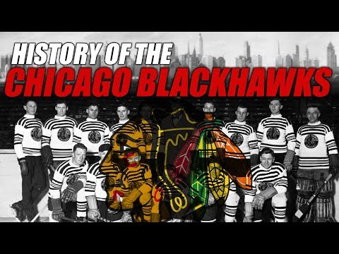 The History of the Chicago Blackhawks