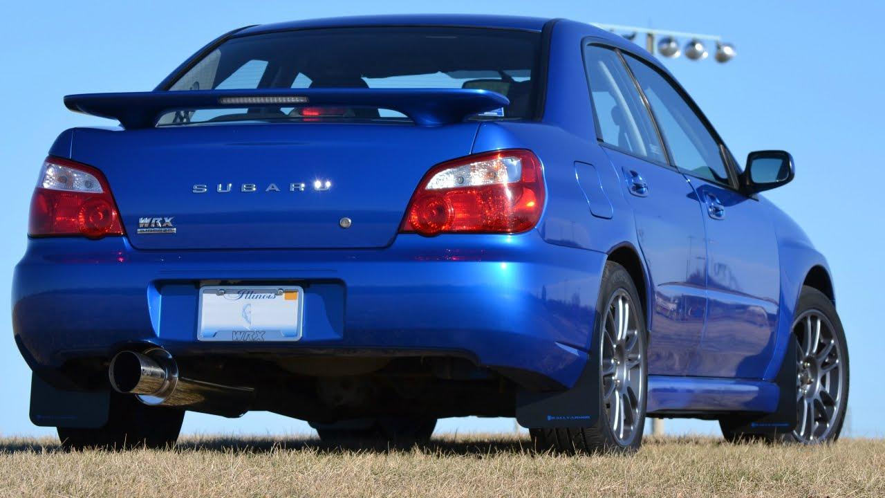 My 2004 Subaru Impreza WRX World Rally Blue 25th
