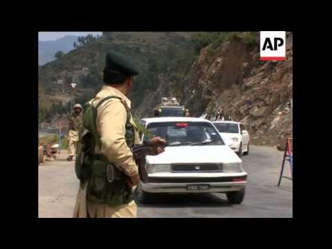 Latest on Pakistan troop operations against Taliban militants