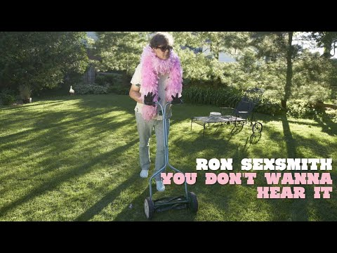 Ron Sexsmith - You Don't Wanna Hear It - Official Audio