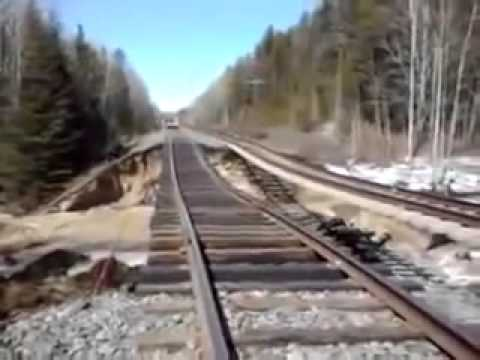 New Madrid Fault Line Mega Quake Has Started Sink HOLES IN CANADA 2012 Is May 2011 Pt 1 Of 2