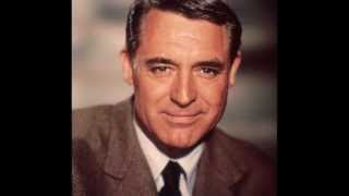 "CARY GRANT reveals a personal flaw & actually says ""Judy, Judy, Judy""!"
