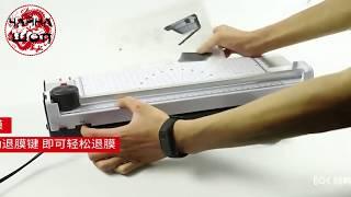 Самый Лучший Ламинатор с Алиэкспресс AliExpress Laminator Крутые гаджеты из Китая Офисная техника