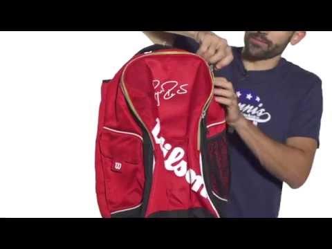 Wilson Federer Court Backpack