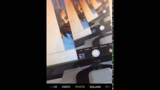 vertical test video