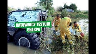Sherp - czy nadaje się jako pojazd ratowniczy? (is it suitable as a rescue vehicle?)