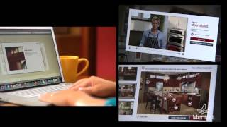 Merillat Cabinets' Step-by-step Kitchen Planner Helps Make Your Dream Kitchen A Reality