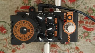 AMT Brick Series -O Bass sound test