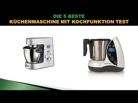 Besten Kuchenmaschine Mit Kochfunktion Test 2018 Youtube
