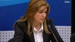 Millet vekili olmaq isteyir,cümle qura bilmir))))birinci xanımı Heydər Əliyev!