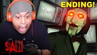 I FINALLY SAW THE ENDING!! BOTH OF THEM!  [SAW] [#07] [BOTH ENDINGS]