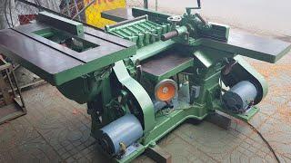 Máy liên hợp Tokiwa OM 250 / Máy liên hợp làm mộc / Máy liên hợp hàng nhật