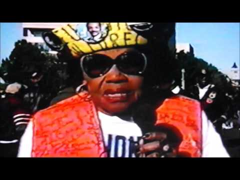 Million Man March October 15, 1995. Marie Foster