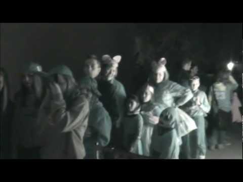 Haunted Garage Cedar Rapids 2011 Highlights part 1