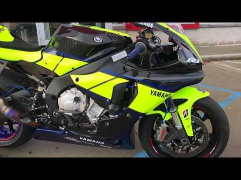download 2015 Yamaha R1 Track Bike Rebuild | First Look