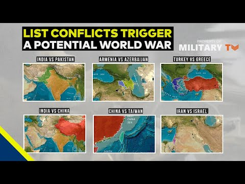 List Possible Conflicts Trigger A Potential World War