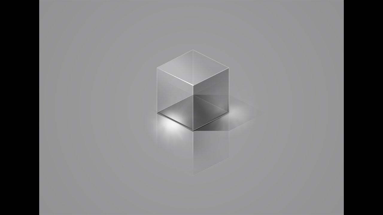 glass photoshop