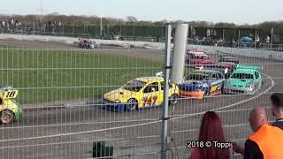 Posterholt Raceway 08-04-2018 2 Litre HotRod 3e Manche + Huldiging Dagklassement (8'31)