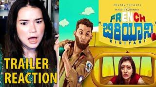 FRENCH BIRIYANI | Danish Sait | Amazon Prime Video | Trailer Reaction!
