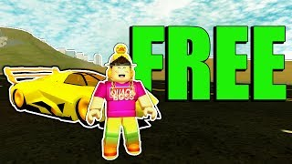 The FREE SUPER CAR CODE in VEHICLE SIMULATOR! (Roblox Codes)