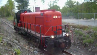Alco RS3 #529 in Torrington, CT