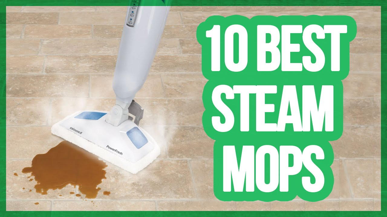 10 best steam mops 2017 youtube dailygadgetfo Choice Image